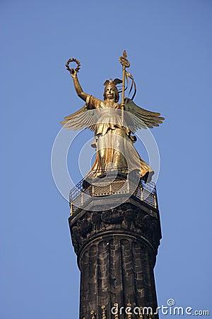 The Angel symbol of Berlin