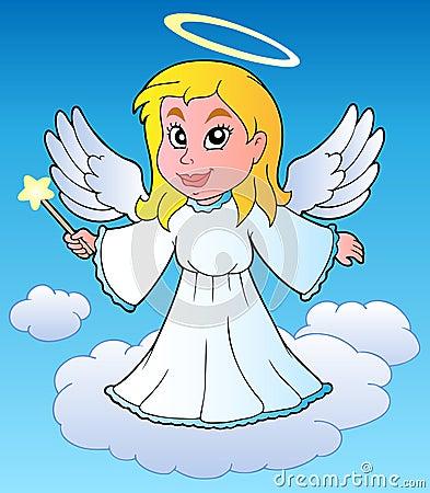 Angel theme image 1