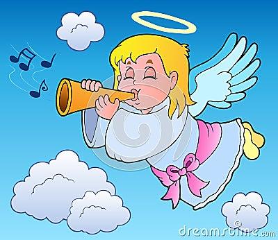 Angel theme image 3