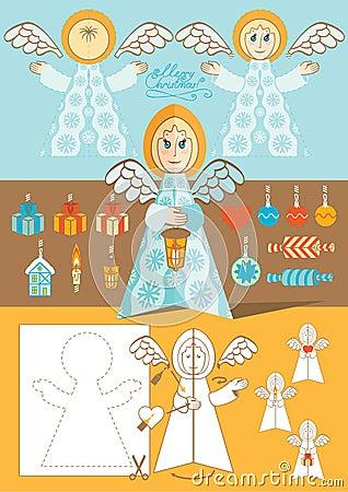 Angel toy