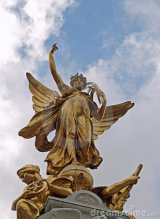 Angel of Victory Statue
