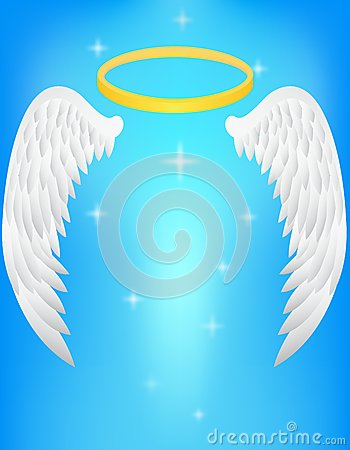 Free Angel Wing Stock Photography - 28772762