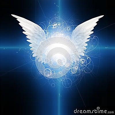 Free Angel Winged Royalty Free Stock Photo - 29575305