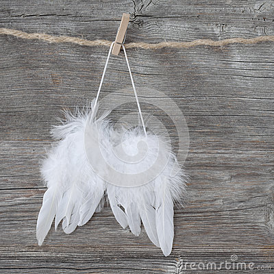 Free Angel Wings Royalty Free Stock Images - 26788129