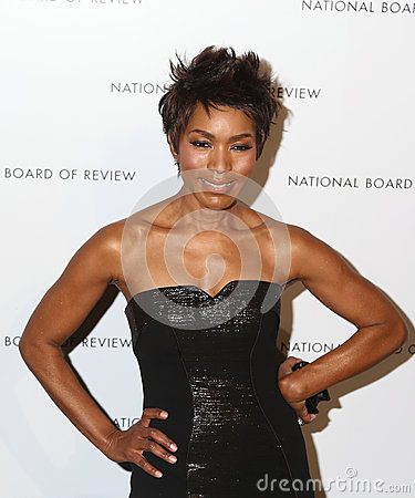 Angela Bassett Editorial Photo