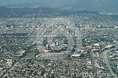 Angeles los olympic stadion
