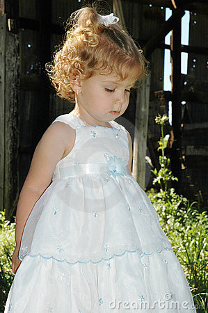 Free Angelic Child Royalty Free Stock Photography - 2285287