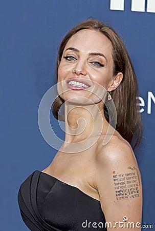 Free Angelina Jolie Royalty Free Stock Photos - 40681528