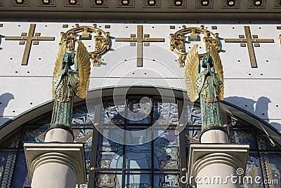 Angels crosses