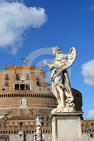 Angels on the Ponte SantAngelo