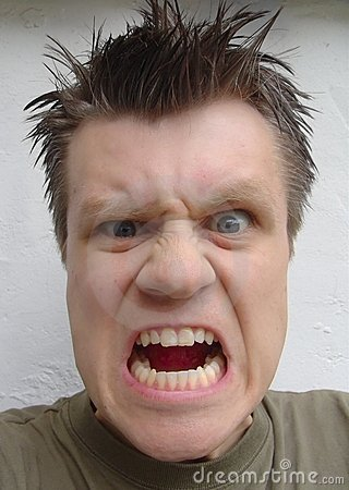 Free Anger Stock Image - 36481
