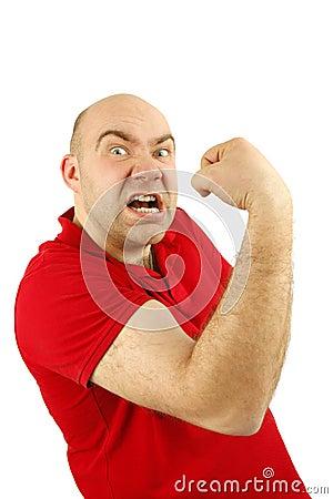 Anger man