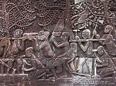 Angkor建造者