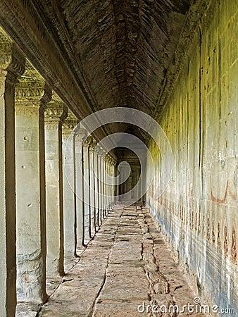 Angkor - Angkor Wat temple