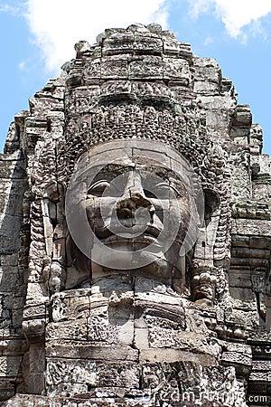 Angkor - The Bayon