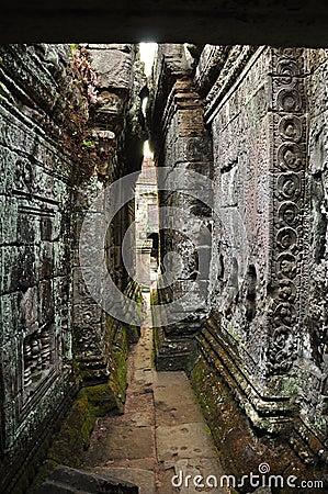 Free Angkor, Cambodia. Preah Khan Temple Stock Image - 50414891