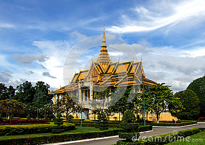 Angkor Siemriep Cambodia