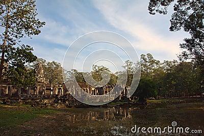 Angkor Wat of Cambodia