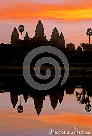 Free Angkor Wat- Cambodia Royalty Free Stock Photo - 561765