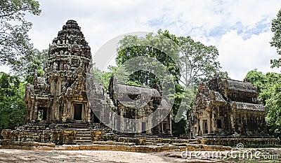 Angkor wat thommanon