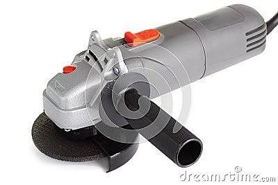 Angle grinder.
