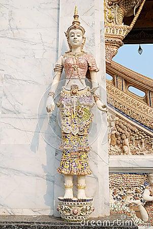 Angle Statue