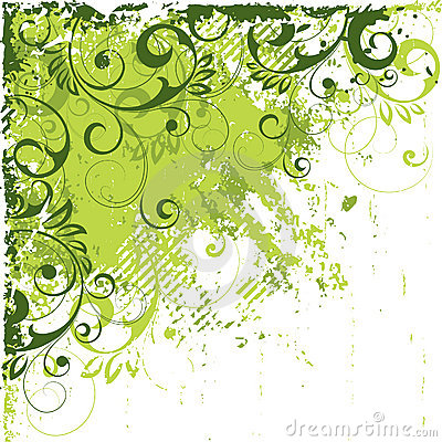 Free Angled Green Abstract Stock Photo - 9103460