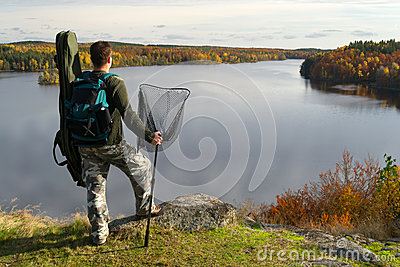 Angler s destination point
