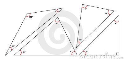 Angles Sum of a Triangle
