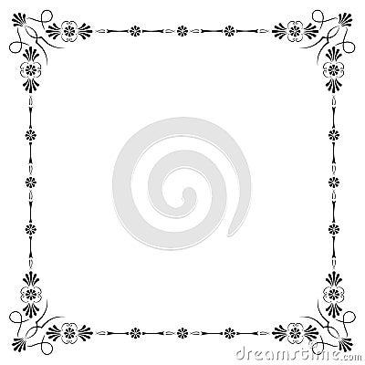 Angoli e bordi fotografia stock libera da diritti for Bordi decorativi