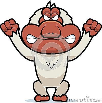 Angry Cartoon Macaque Stock Vector - Image: 47478884 Angry Girl Cartoon Japanese
