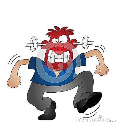 Free Angry Man Stock Image - 16198121