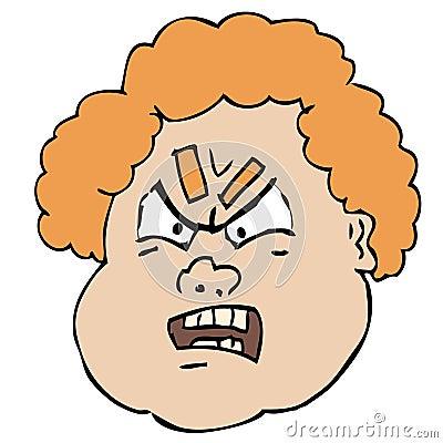 upset man clipart - PngLine