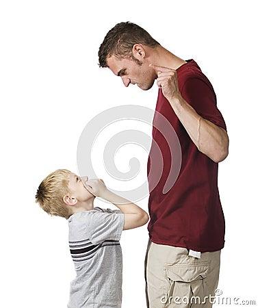 Free Angry Parent Stock Photos - 6400123