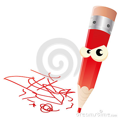 Angry pen