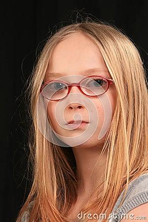Angry teen girl 2
