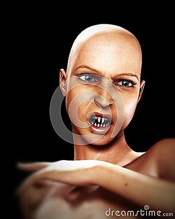 Angry Vamp 4