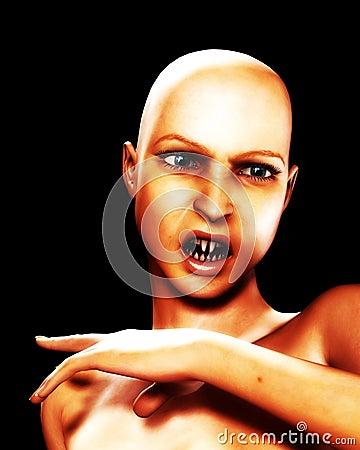 Angry Vamp 6