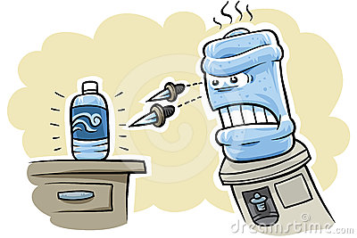 Angry Watercooler
