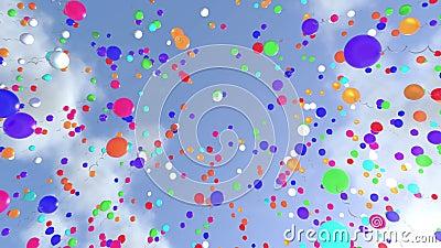 Anheben von Ballonen