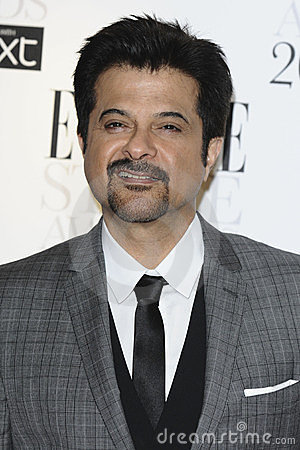 Anil Kapoor Editorial Stock Image