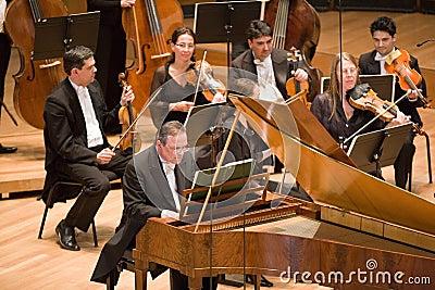 Anima Eterna Philharmonic Orchestra Editorial Photography