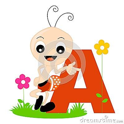 لتعليم الطفل الانجليزيه قبل الحضانه Animal-alphabet---a-thumb8448439