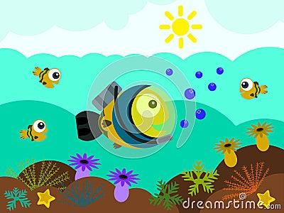 Animal diver