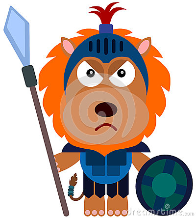 Animal gladiator
