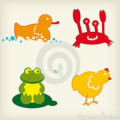 Animal icons 1