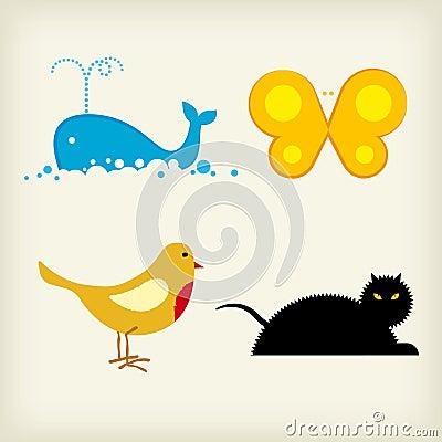 Animal icons 2