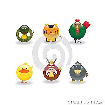 Animal Icons 5