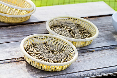 Animal s pellets
