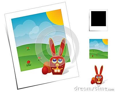 Animal Scenes / Easter Bunny
